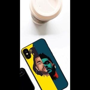 The Weekend Galaxy 8 cell phone case